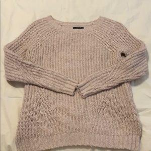 AEO Soft Pink Sweater